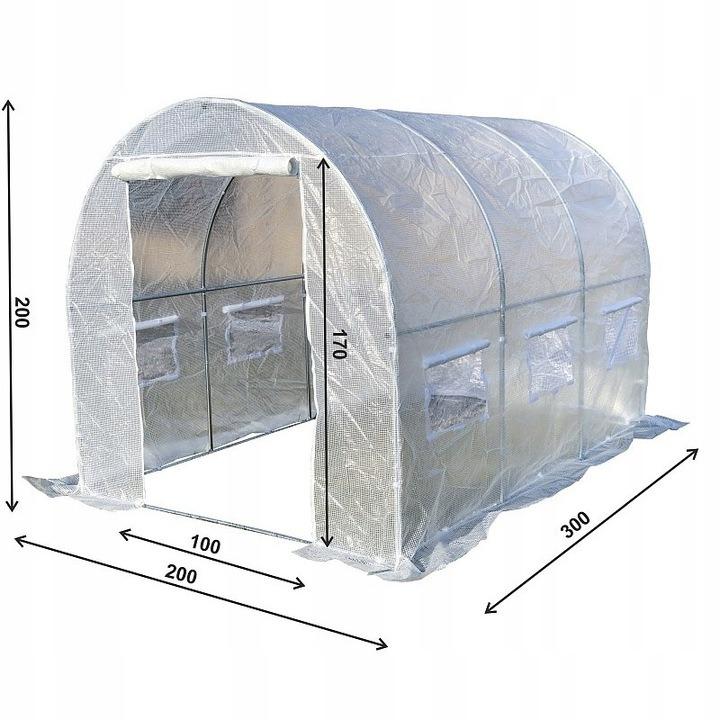 - TUNEL-FOLIOWY-OGRODOWY-SZKLARNIA-2x3m-6m2-180g-Szerokosc-200-cm