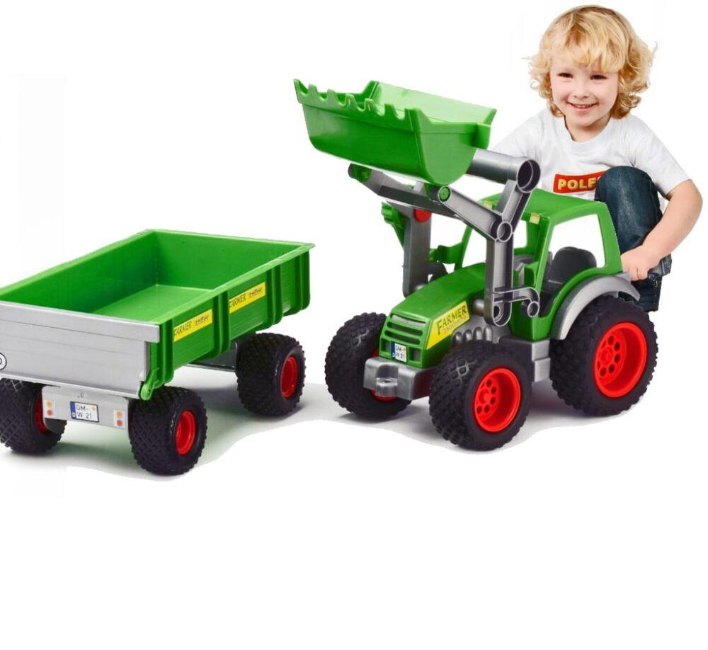 - miniatura-traktor
